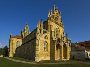 Rekonstrukce kláštera v Kladrubech vyjde na 146 milionů korun