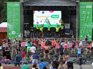 Devět dnů plných zábavy a pohybu, to je Sportmanie Plzeň