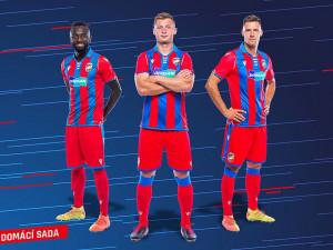 Hned dva nové unikátní dresy představila úplně poprvé v historii FC Viktoria Plzeň