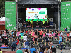 Sportmanie zažije v pátek 21. srpna speciální Den s městským obvodem Plzeň 3