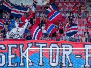 Na domácí zápas Viktorie s Boleslaví může v neděli přijít až šest tisíc fanoušků