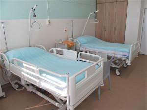 Prvních 20 lůžek následné péče zřídila Rokycanská nemocnice v opravených prostorách