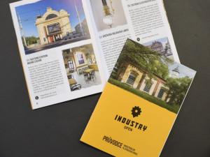 Industriální památky Plzně i regionu představuje nový tištěný průvodce