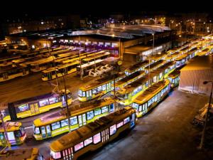 Tramvajovou vozovnu na Slovanech čeká velká rekonstrukce za 1,6 miliardy korun