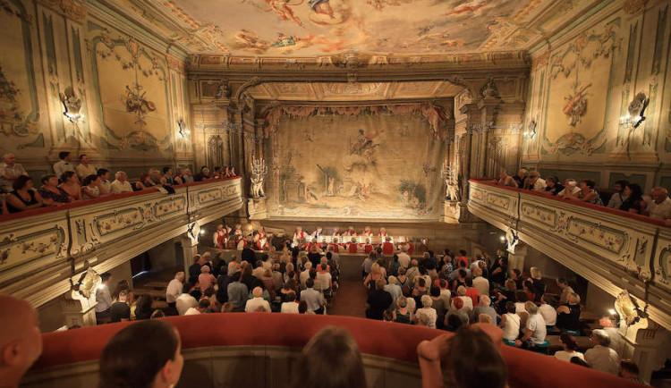 Co by vám nemělo uniknout na Mezinárodním hudebním festivalu Český Krumlov