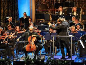 Umělci ocenili fantastickou atmosféru a dočkali se potlesku ve stoje. Mezinárodní hudební festival Český Krumlov zahájil svůj 29. ročník