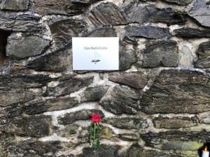 V Újezdu u Svatého Kříže otevřeli vzpomínkovou místnost Karla Gotta