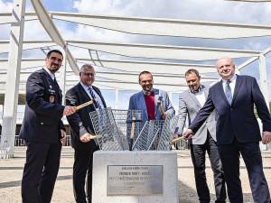 MEA staví vPlzni novou výrobní halu spojenou sborskou věznicí, práci vní najde až 300 odsouzených