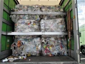 Inspekce dala pokutu firmě z Přeštic na nedovolenou přeshraniční přepravu odpadů