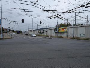 Pozor na křižovatce ulic U Trati a Doudlevecká, semafory tam dočasně nahradí policisté