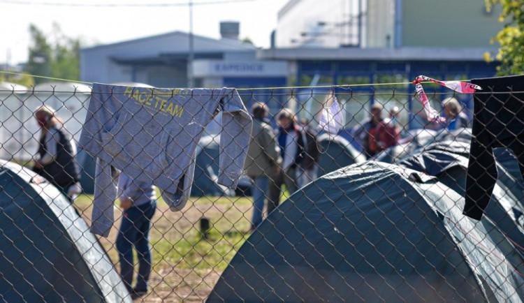 Stanové město pro bezdomovce se pro druhou vlnu koronavirové epidemie obnovovat nebude