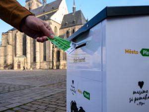 Plzeň v den státního svátku vylosovala výherce soutěže na podporu místních subjektů zasažených koronakrizí
