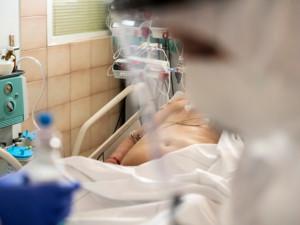 Nejvíce pacientů s covidem ze všech nemocnic v Česku leží právě teď v FN Plzeň