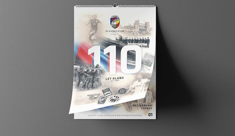 Plzeňská Viktorie oslaví 110 let od založení klubu, historii mapuje nový kalendář