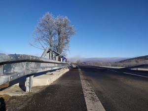 Cesta na Železnou Rudu i zpět už je bez komplikací, ŘSD dokončilo na silnici I/27 opravy