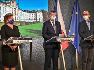 Ve čtvrtek se v Česku uvolní protiepidemická opatření, rozhodla o tom vláda