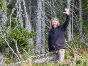Příroda nejde naplánovat, říká ředitel Národního parku Šumava Pavel Hubený