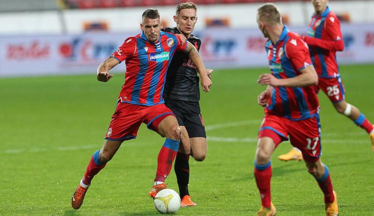 Ani v posledním zápase roku si viktoriáni nenapravili reputaci, podlehli Slavii 0:1