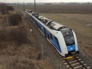 Vlaky ujedou příští rok v Plzeňském kraji 5,5 milionu kilometrů