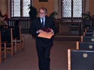 Zemřel uznávaný archeolog Evžen Neustupný, založil katedru archeologie na Filozofické fakultě ZČU v Plzni