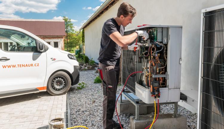 Tepelná čerpadla v Plzeňském kraji získávají na oblibě