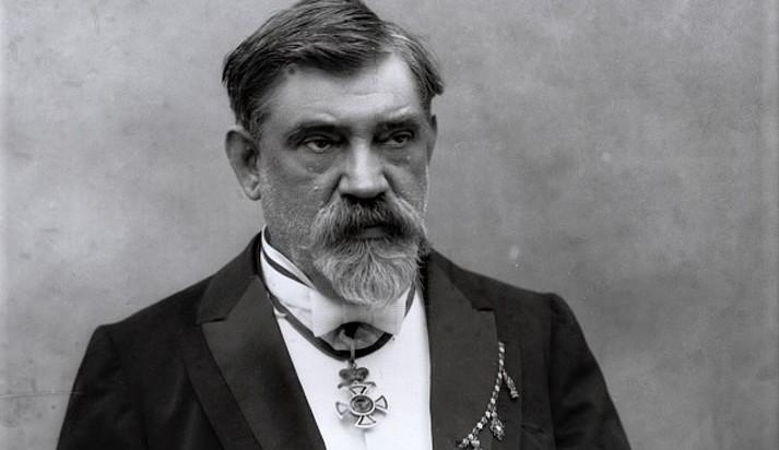 Vynálezce František Křižík rozsvítil i Plzeň. Město si připomnělo výročí jeho úmrtí