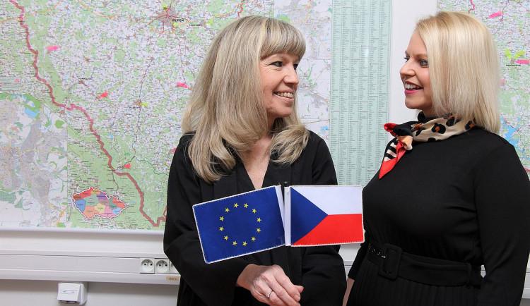Marcela Dušková: Projektem Společný jazyk – společná budoucnost bychom žáky také rádi motivovali, aby přemýšleli o své profesní budoucnosti