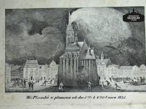 DRBNA HISTORIČKA: Úder blesku málem zničil plzeňskou dominantu