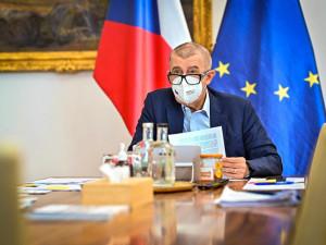 Po konci nynějších omezení nebudeme rozvolňovat, pronesl dnes Andrej Babiš
