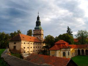 Plzeňský kraj jako ráj filmařů, nejraději se vrací do kláštera v Plasích