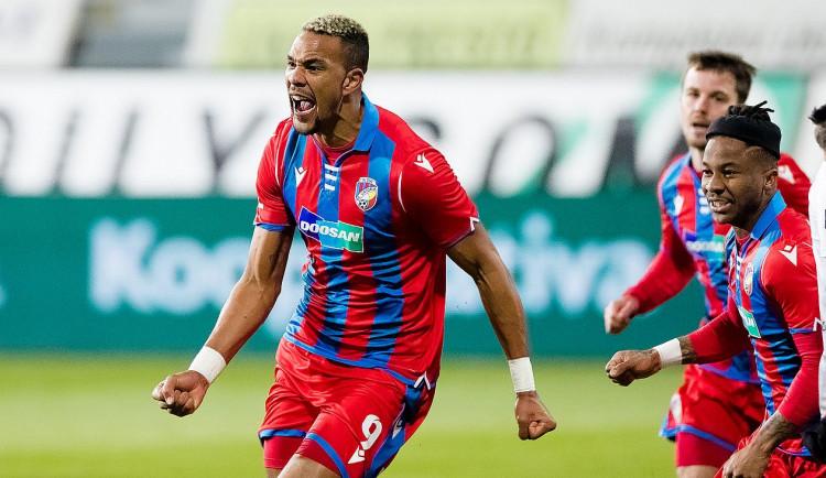 Třetí vítězství v řadě, FC Viktoria Plzeň porazila Sigmu Olomouc 1:0