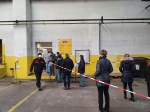 S testováním zaměstnanců začala i plzeňská kovárna, zatím nemá žádné nakažené