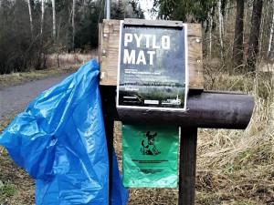 Do boje s odpadky nasadil centrální plzeňský obvod Pytlomat, nápad vzešel od občanů