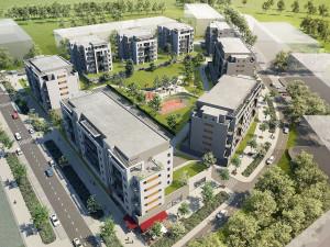 Oceněný plzeňský projekt nájemního bydlení koupila švédská firma za 600 milionů
