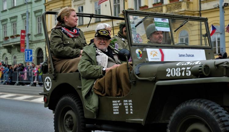 Domažlice postaví nový památník osvobození, jeho vznik iniciovaly rodiny veteránů z USA