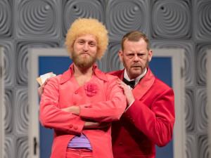 Plzeňáci Plzeňákům hrají v divadle, centrální obvod poděkuje kulturou