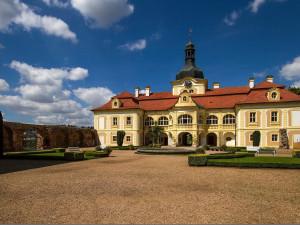 Roky příprav jsou u konce, zámek v Nebílovech se dočká revitalizace barokní zahrady