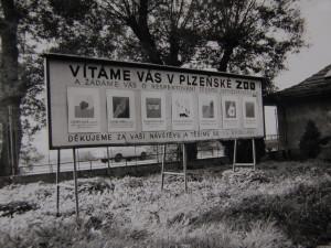 Plzeňská ZOO letos slaví 95 let od svého založení, její historii připomíná výstava i kniha