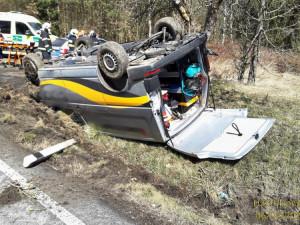 Řidiči v Plzeňském kraji zavinili 698 nehod, nejčastěji kvůli nesprávnému způsobu jízdy a rychlosti