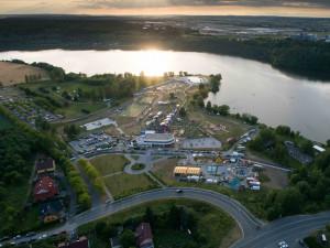 Do nádrže České údolí by se mohli vrátit plavci, Plzeň má projekt na zlepšení kvality vody