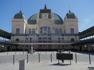 Startuje rekonstrukce historické budovy na hlavním vlakovém nádraží v Plzni za 668 milionů