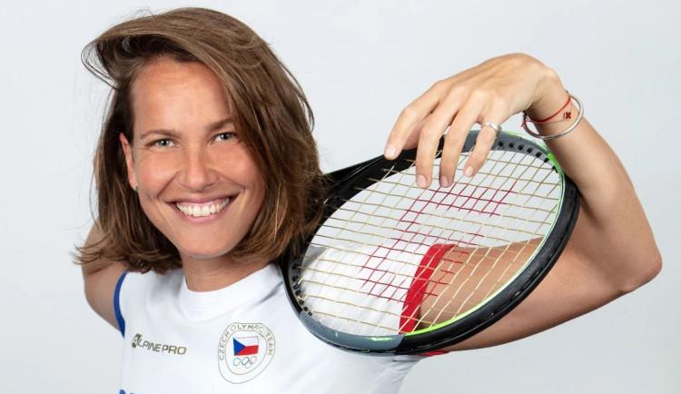 Plzeňská tenistka Barbora Strýcová oznámila v 35 letech konec kariéry