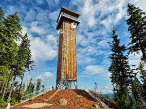 Šumavský areál Ski&Bike Špičák se letos poprvé otevře veřejnosti o víkendu