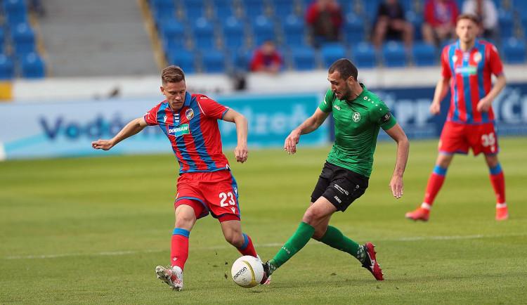 Smutná remíza 3:3, Plzeň inkasovala gól v posledních sekundách utkání s Příbramí
