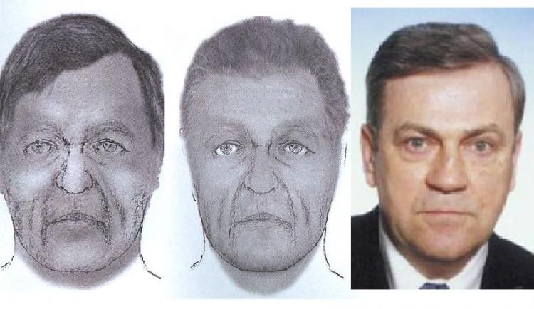 Patří nalezené pozůstatky zmizelému Lambertu Krejčířovi? Veřejnost zaujala nápadná shoda s podobiznou mrtvého