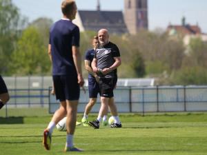 Věřím tomu, že sezona bude ještě úspěšná, říká na nový trenér Viktorie