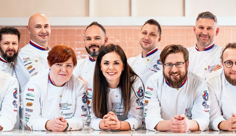 Národní tým kuchařů a cukrářů uvaří v Domažlické nemocnici zdravotníkům jako poděkován í za jejich práci