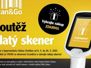 Zákazníci v Globusu Chotíkov si již odváží své nákupy zdarma!