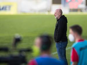 Bylo to od nás velmi špatné utkání, řekl po debaklu s Pardubicemi trenér viktoriánů Michal Bílek