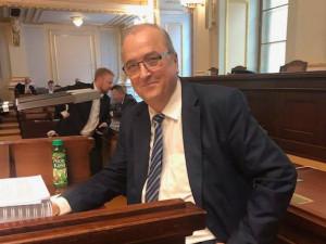 Lídrem ANO pro parlamentní volby by měl být v Plzeňském kraji poslanec Jan Volný